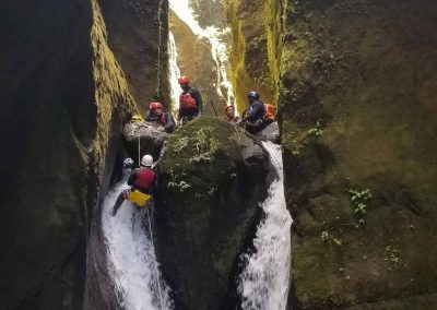 Canyoning Dominica